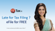 Late Filing ? File for FREE