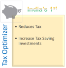 Tax Optimizer from EZTax India