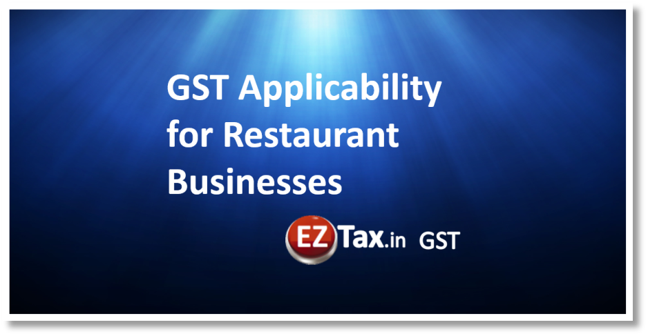 GST-Applicability-Restaurants