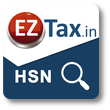 HSN, SAC Smart Search App from EZTax.in